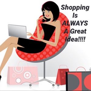 Other - 🎀Shopping Is ALWAYS A Great Idea!!!!🎀